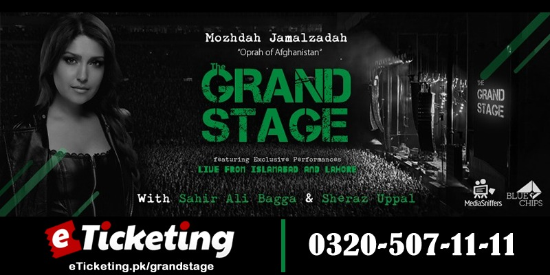 The Grand Stage In Islamabad Tickets