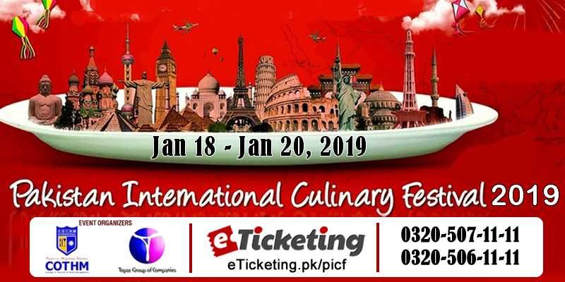 Pakistan International Culinary Festival Tickets