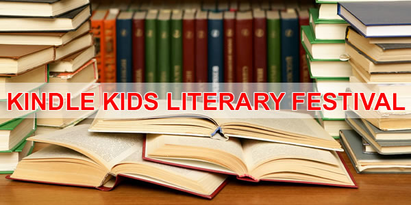 KINDLE Kids Literary Festival Tickets