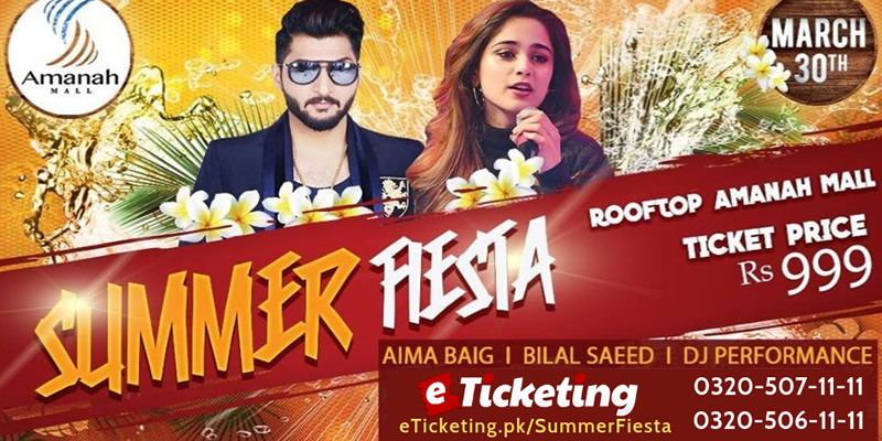 Summer Fiesta Tickets