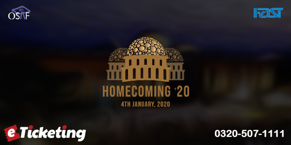 FAST Alumni Homecoming 2020 Tickets