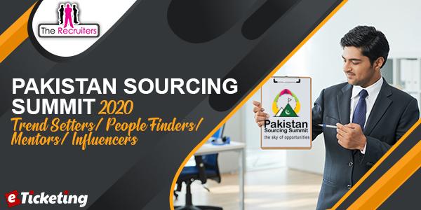 Pakistan Sourcing Summit Tickets