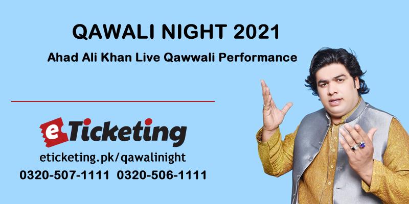 Qawali Night 2020 Tickets