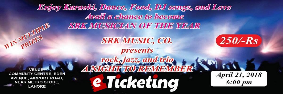 SRK Music, CO
