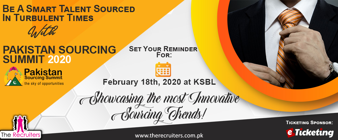2nd Annual Pakistan Sourcing Summit 2020