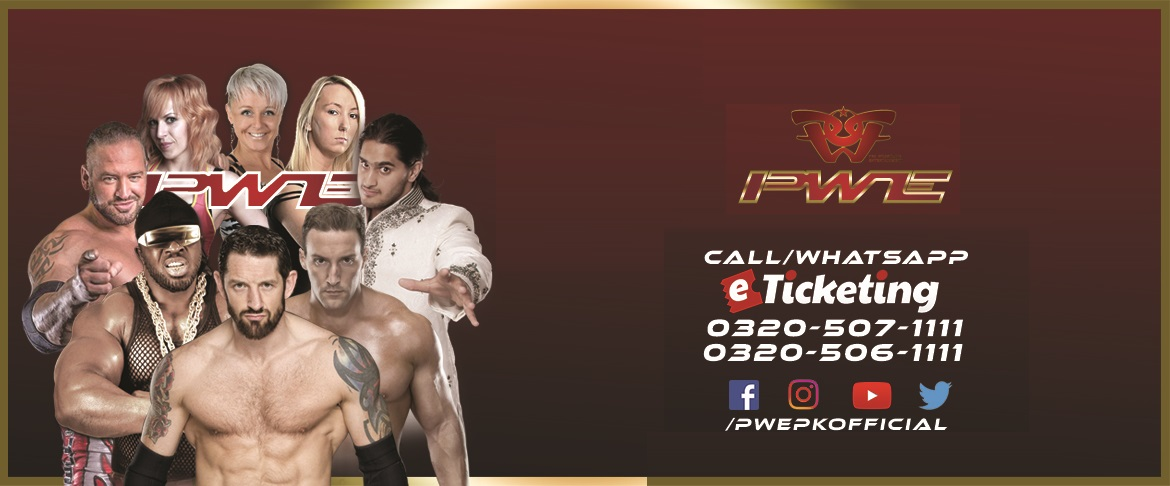 Pro Wrestling Entertainment in Pakistan