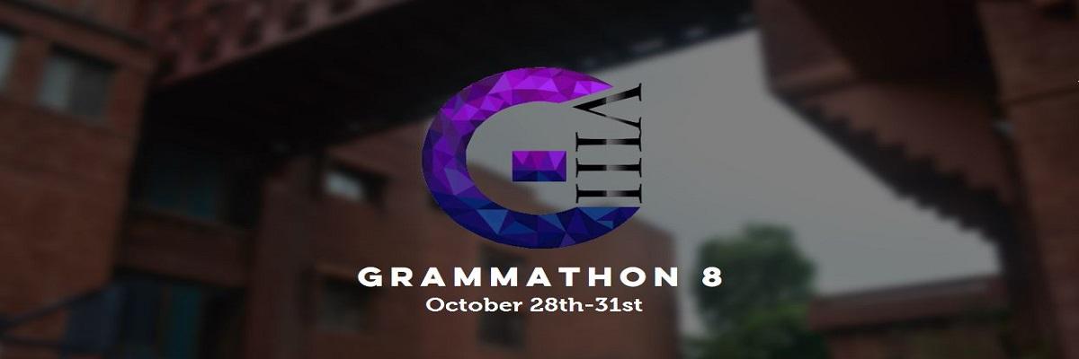Gramathon 8