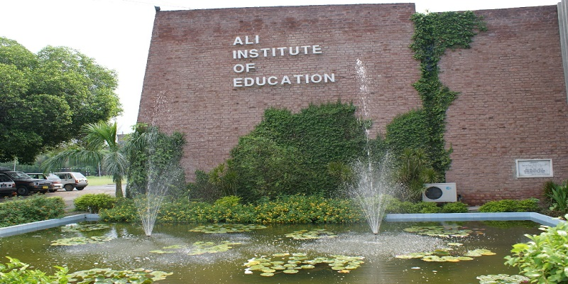 Ali Institute of Education  Seating Plan