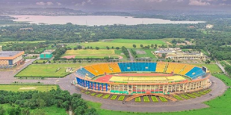 Pakistan Sports Complex Seating Plan