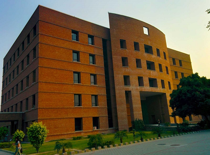 Lahore University of Management Sciences (LUMS) Seating Plan