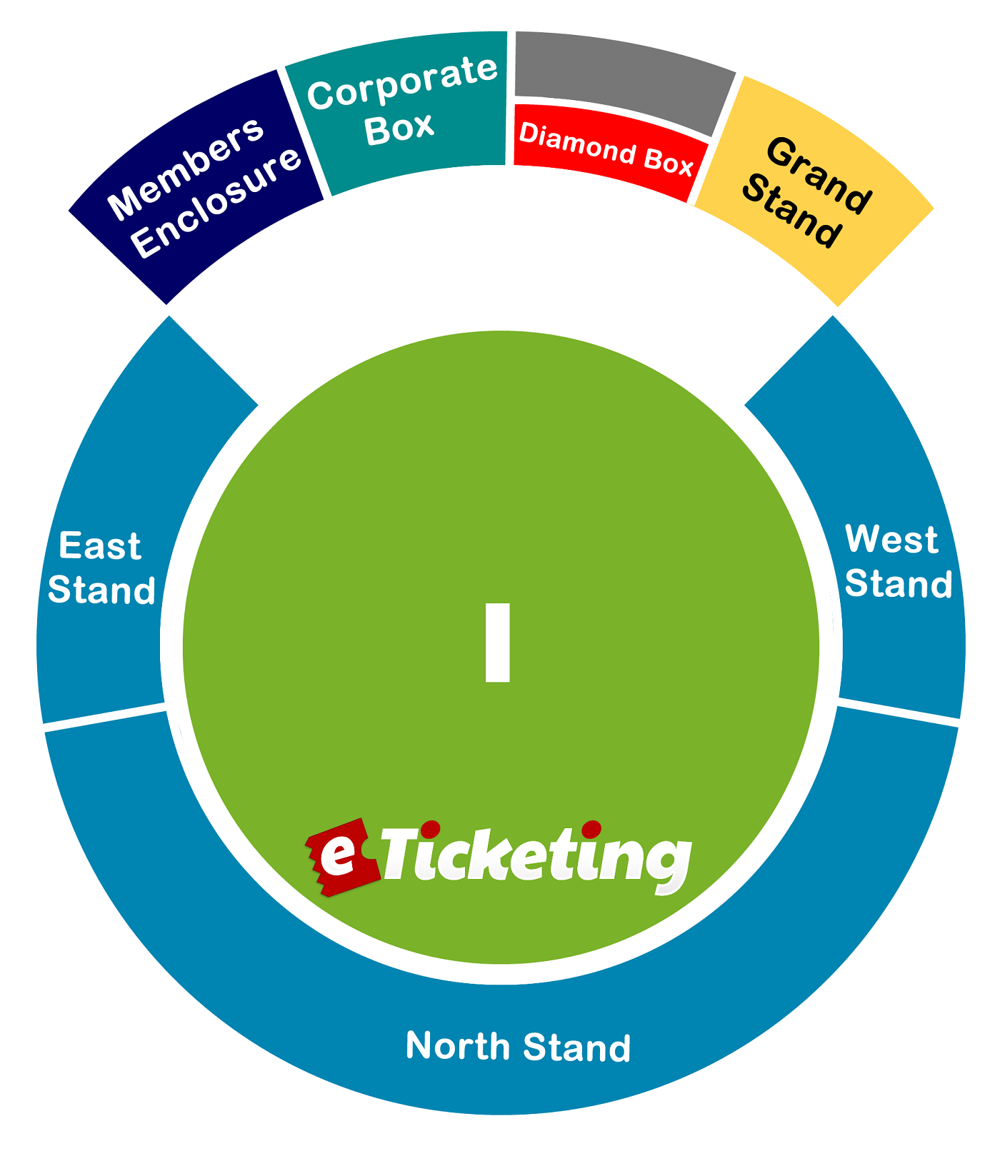 Sharjah Cricket Stadium seating plan